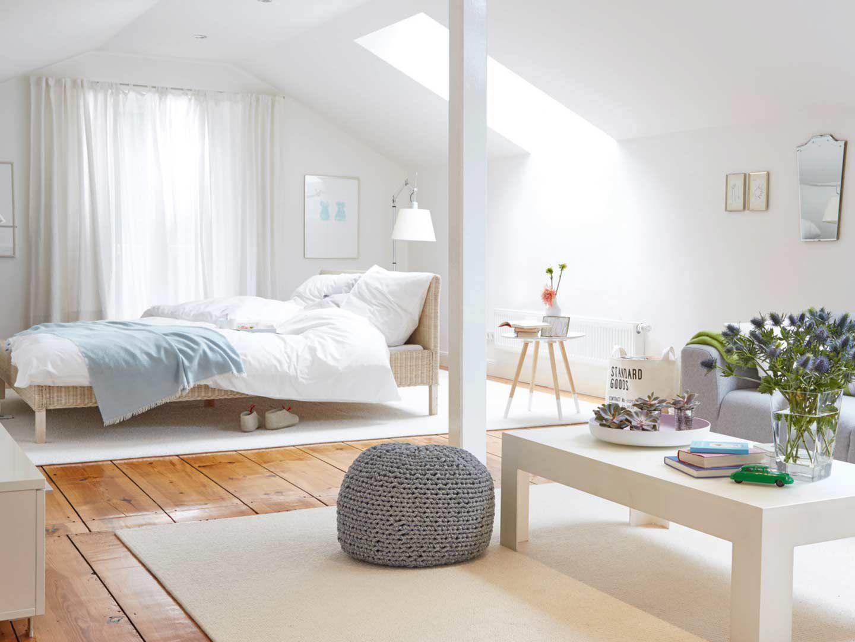 Roto Dachfenster-Lösungen für Ihr Schlafzimmer