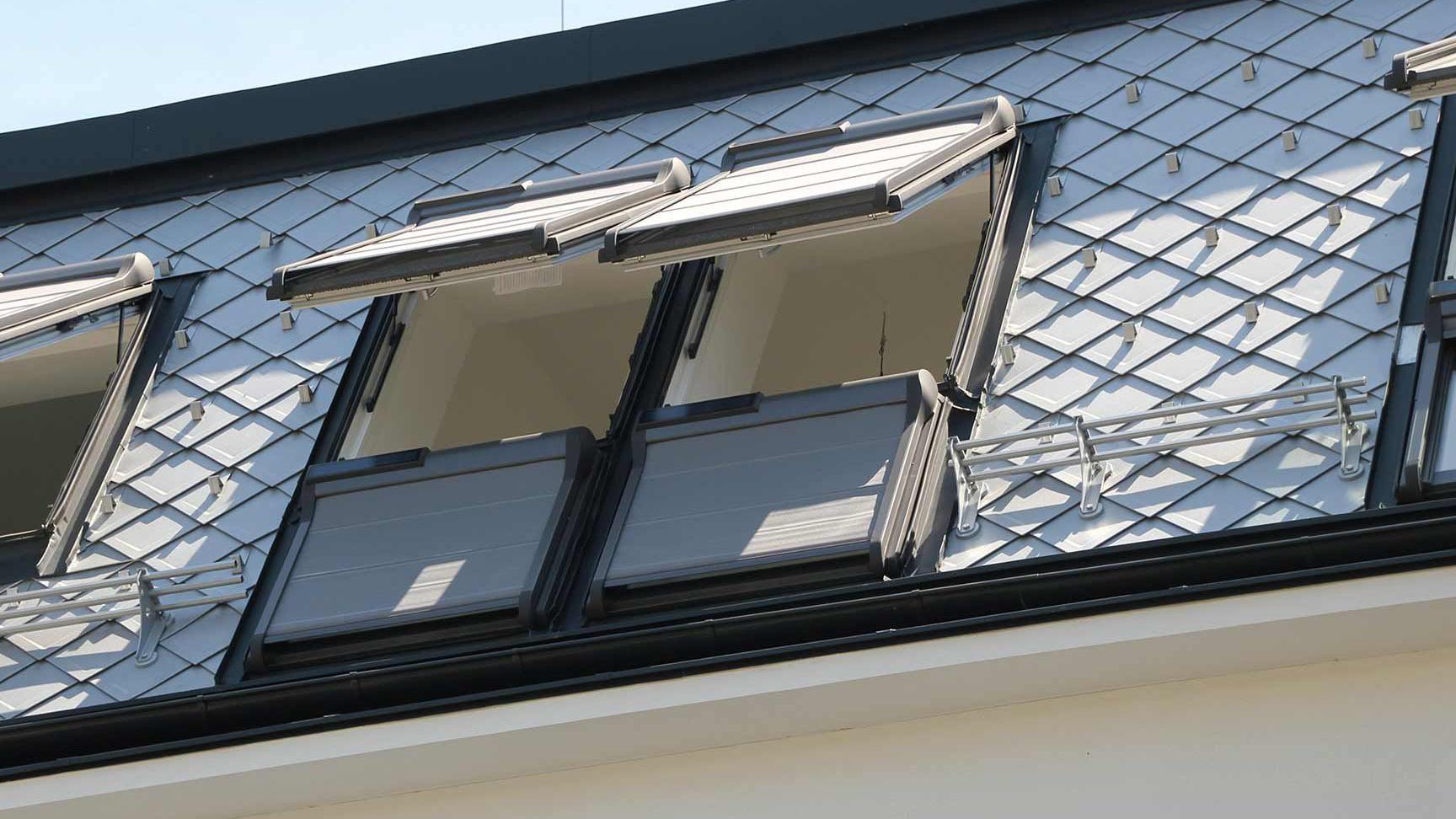 Hervorragend Designo R8 Klapp-Schwingfenster AR – Roto MF34